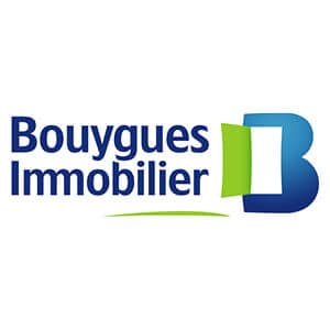 Logo firmy Bouygues Immobilier