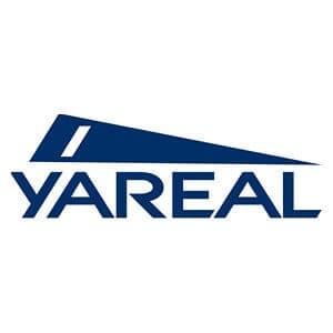 Logo firmy Yareal