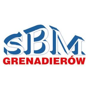 SBM Grenadierów Logo