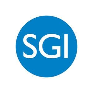 Logo firmy SGI