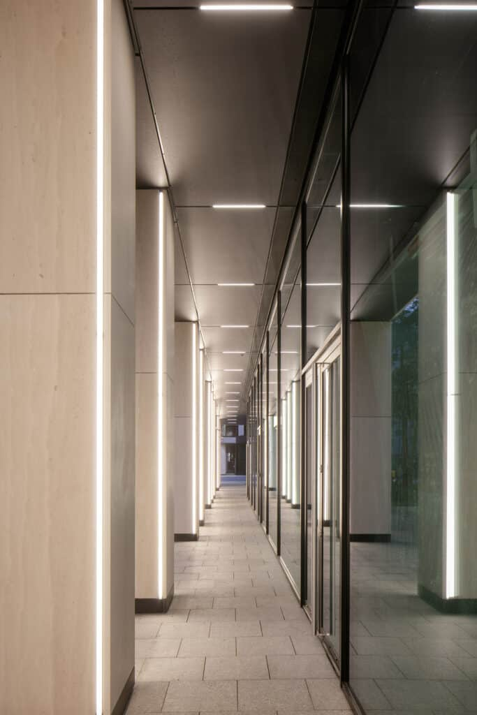 illumination of Varso Place